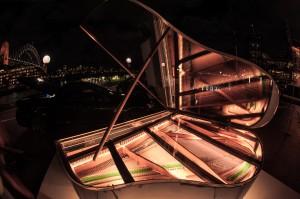 Acrylic Piano 1